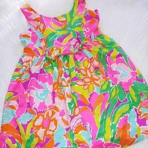 Lilly Pulitzer Flamingo Dress 3